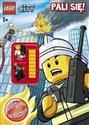 Lego City Pali się + figurka LMI-1 -