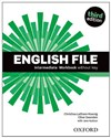 English File Intermediate Workbook - Christina Latham-Koenig, Clive Oxenden, Jane Hudson