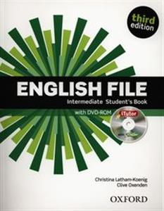 English File Intermediate Student's Book + DVD