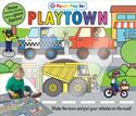 Playtown Puzzle Playset