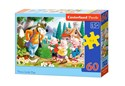 Puzzle Three Little Pigs 60
