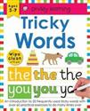 Tricky Words Wipe Clean Workbook