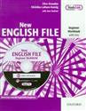 New English File Beginner Workbook with key - Clive Oxeden, Christina Latham-Koenig