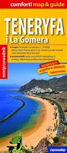 Teneryfa i La Gomera map & guide