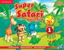 Super Safari 1 Pupil's Book + DVD