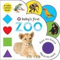 Baby's First Zoo - Priddy Roger