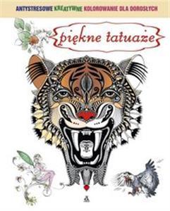 Książki Podobne Do Piękne Tatuaże Antystresowe Kreatywne Kolorowanie