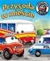 Samochodzik Franek Przygoda w mieście  - Wójcik Elżbieta