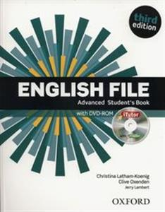 English File Advanced Student's Book + DVD