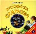 Podróże Guliwera książeczka z naklejkami - Swift Jonathan