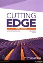 Cutting Edge Upper-Intermediate Workbook with Key - Carr Jane Comyns, Frances Eales, Damian Williams