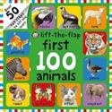 Lift-The Flap First 100 Animals